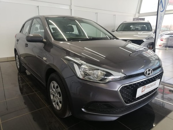 2018 Hyundai i20 1.2 Motion Gauteng Roodepoort_0