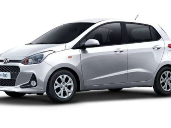 2019 Hyundai Grand i10 1.0 Motion Gauteng Springs_0