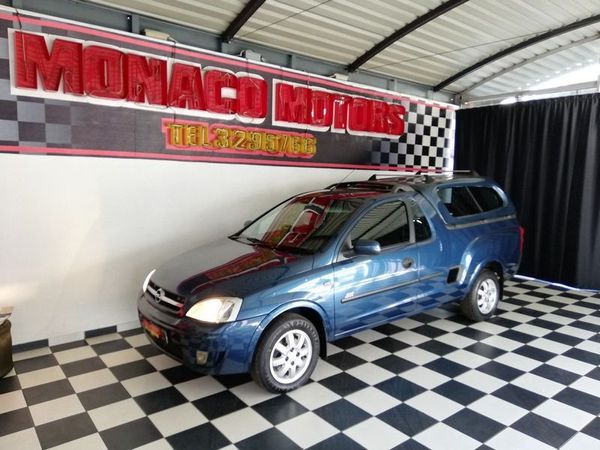2010 Opel Corsa Utility 1.4i Sport Pu Sc  Gauteng Pretoria_0