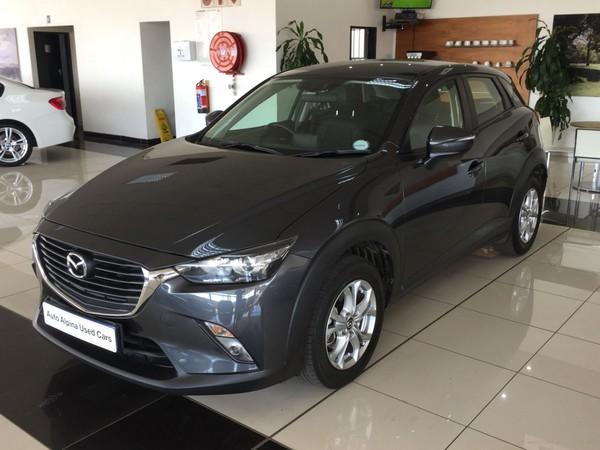 2016 Mazda CX-3 2.0 Dynamic Auto Gauteng Boksburg_0