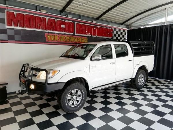 2005 Toyota Hilux 4.0 Raider 4x4 Pu Dc  Gauteng Pretoria_0