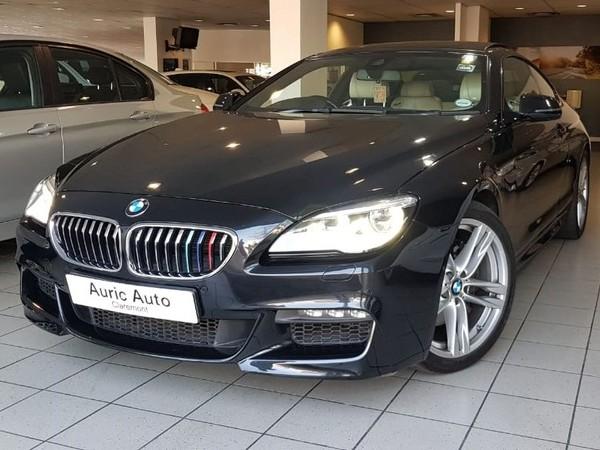 2016 BMW 6 Series 640i Coupe M Sport Auto Call Tariq 0760109900 Western Cape Claremont_0