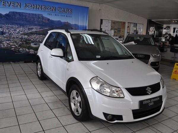 2010 Suzuki SX4 2.0 Cvt  Western Cape Cape Town_0