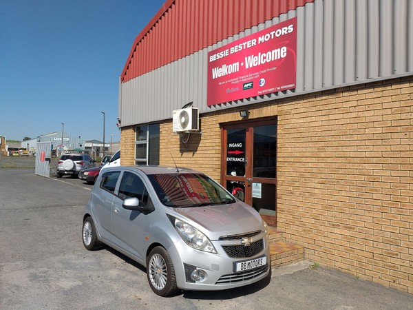 2011 Chevrolet Spark 1.2 Ls 5dr  Western Cape Brackenfell_0