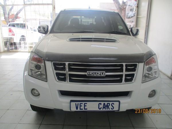 2009 Isuzu KB Series Kb300d-teq Lx 4x4 Pu Dc  Gauteng Johannesburg_0