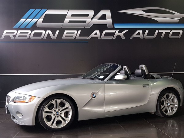 2004 BMW Z4 Roadster 3.0i At  Gauteng Sandton_0