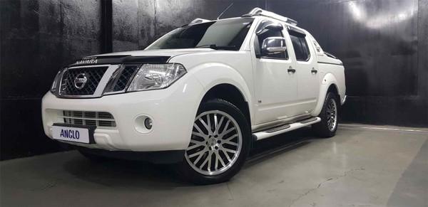 2011 Nissan Navara 3.0 Dci  Le At 4x4 Pu Dc  Gauteng Benoni_0