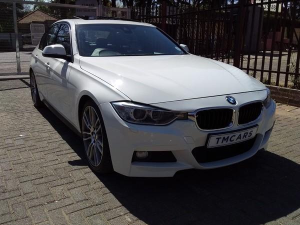 2013 BMW 3 Series 328i M Sport Line At  f30  Gauteng Bramley_0