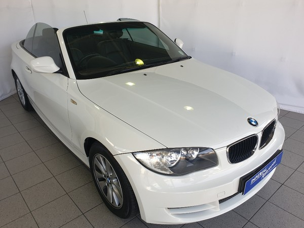 2011 BMW 1 Series 120i Convertible  Western Cape Paarden Island_0