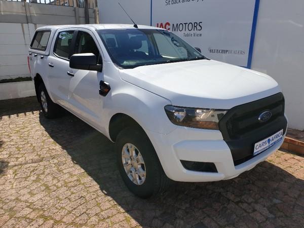2018 Ford Ranger 2.2TDCi XL 4X4 Auto Double Cab Bakkie Western Cape Cape Town_0