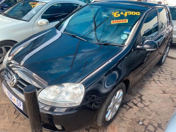 2006 Volkswagen Golf 2.0 Tdi Sportline  Gauteng Boksburg_0