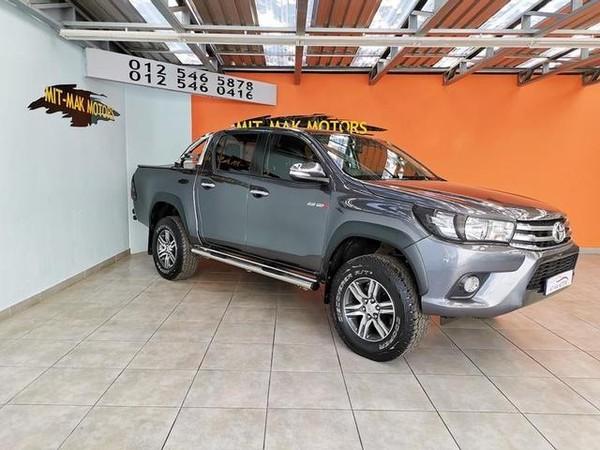 2016 Toyota Hilux 2.8 GD-6 RB Raider Double Cab Bakkie Auto Gauteng Pretoria_0