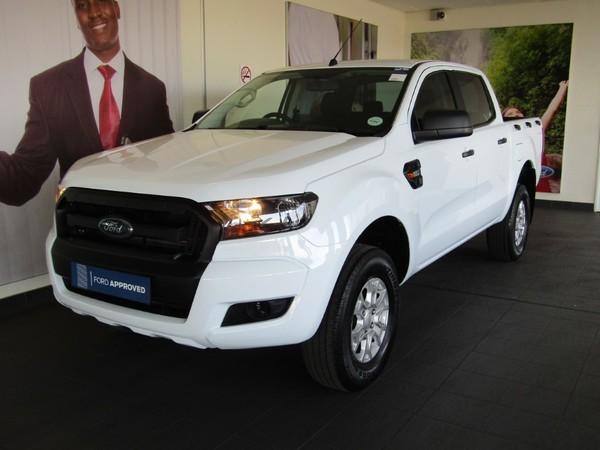 2018 Ford Ranger 2.2TDCi XL Double Cab Bakkie Gauteng Sandton_0