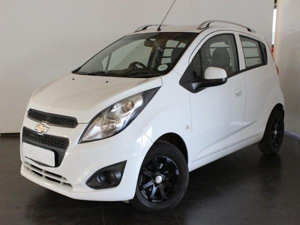 2013 Chevrolet Spark Pronto 1.2 FC Panel van Gauteng Boksburg_0