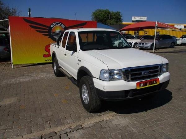 2007 Ford Ranger 2500td Xlt Hi-trail Pu Dc  Gauteng North Riding_0
