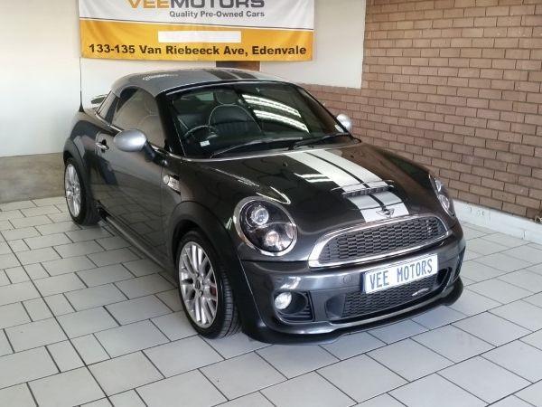 2012 MINI Cooper Jcw Coupe sx52  Gauteng Edenvale_0