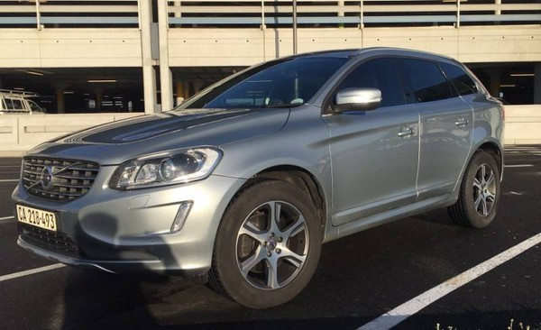 2014 Volvo XC60 XC60 T5 GT EXCEL Western Cape Lakeside_0
