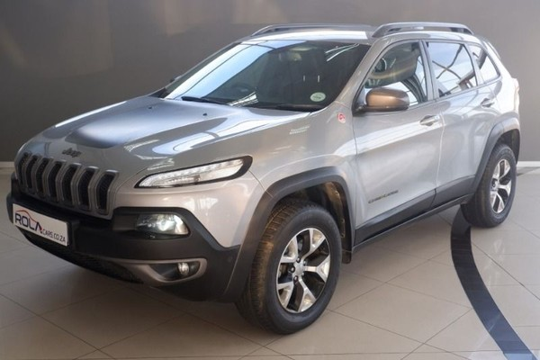 2015 Jeep Cherokee 3.2 Trailhawk Auto Western Cape Somerset West_0