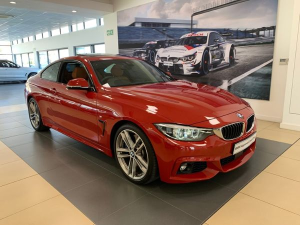 2018 BMW 4 Series 440i Coupe M Sport Auto Western Cape Stellenbosch_0