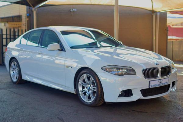2013 BMW 5 Series 520i At M-sport f10  Gauteng Johannesburg_0