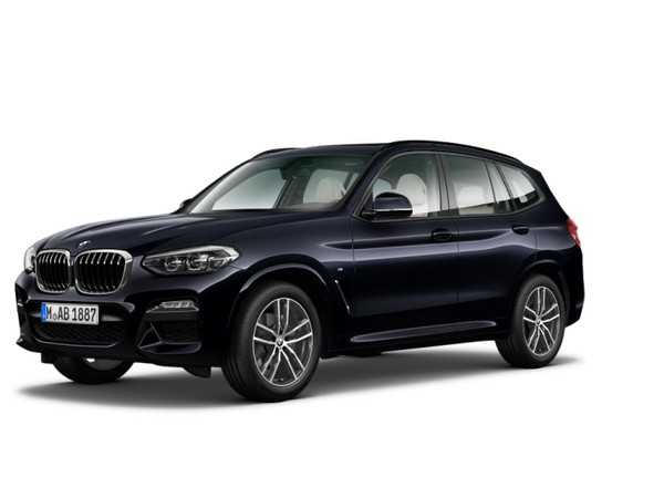 2018 BMW X3 xDRIVE 20d M-Sport G01 Kwazulu Natal Richards Bay_0