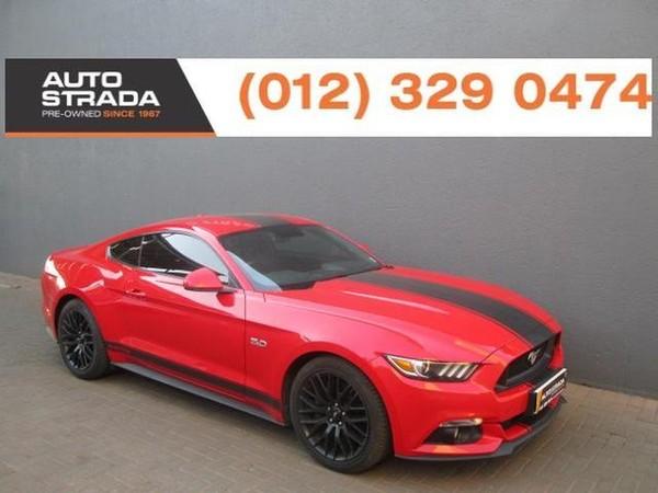 2017 Ford Mustang 5.0 GT Gauteng Pretoria_0