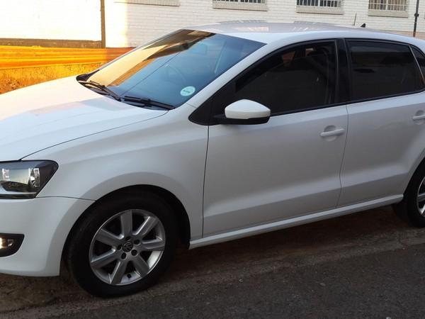 2012 Volkswagen Polo 1.4 Comfortline 5dr  Gauteng Johannesburg_0