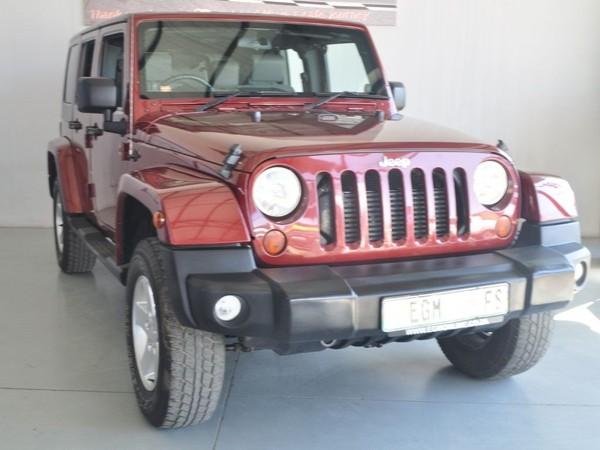 2011 Jeep Wrangler 2.8 Crd Unltd Sahar At  Free State Bloemfontein_0