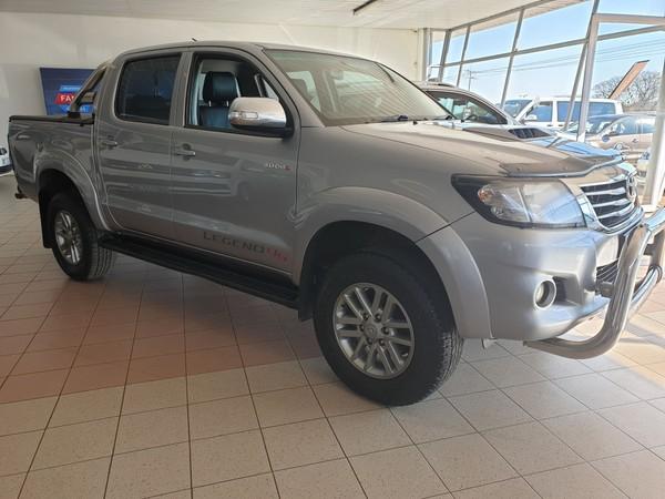 2015 Toyota Hilux 3.0 D-4D LEGEND 45 4X4 Double Cab Bakkie Limpopo Louis Trichardt_0