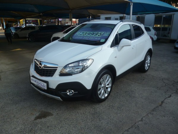 2016 Opel Mokka 1.4T Cosmo Auto Kwazulu Natal Pietermaritzburg_0