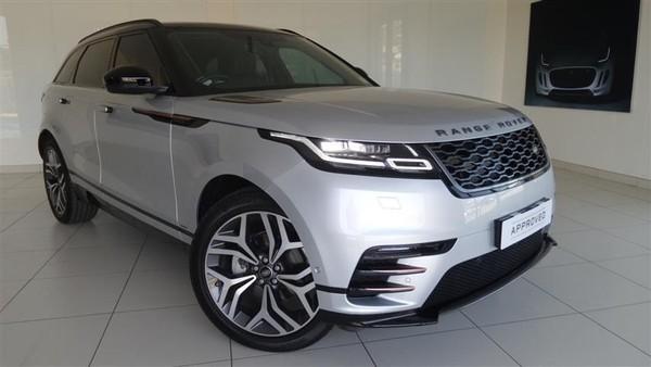 2018 Land Rover Velar 2.0D HSE 177KW Gauteng Roodepoort_0