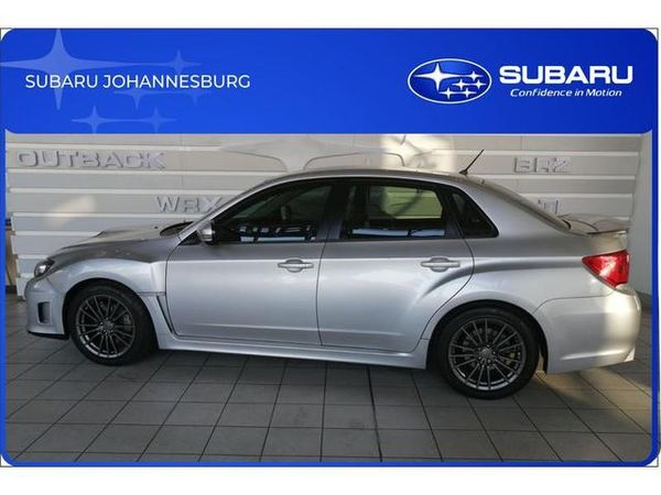 2013 Subaru Impreza 2.5 Wrx Premium  Gauteng Edenvale_0
