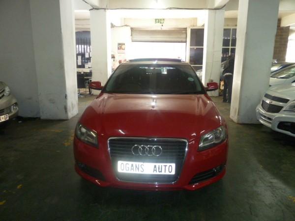 2011 Audi A3 1.8 Tfsi Ambition  Gauteng Johannesburg_0