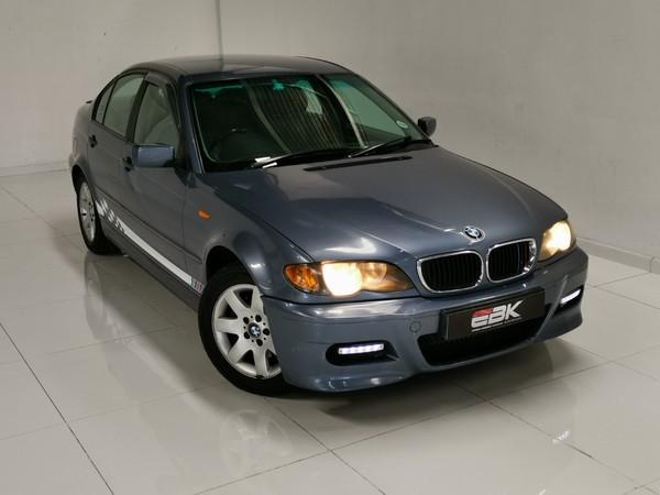 2003 BMW 3 Series 320d e46fl 6sp  Gauteng Rosettenville_0