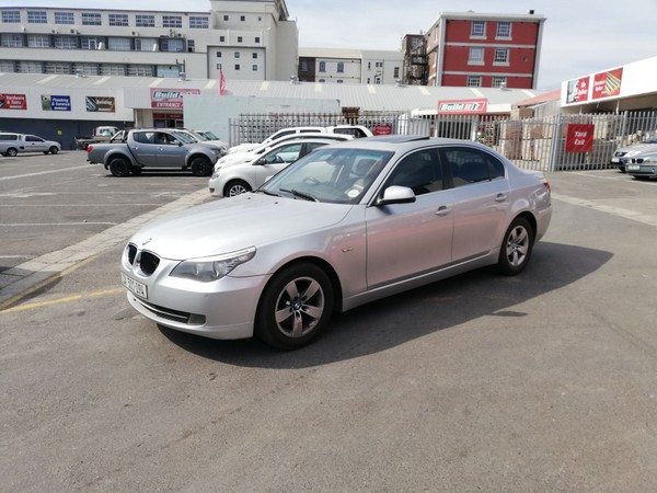 2010 BMW 5 Series 520d At f10  Western Cape Cape Town_0