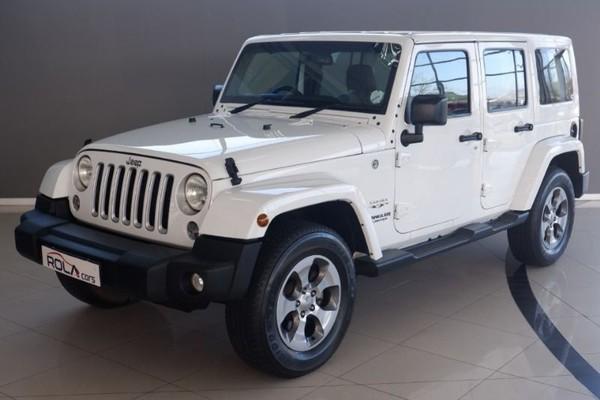 2017 Jeep Wrangler Unlimited 3.6l V6 At  Western Cape Somerset West_0