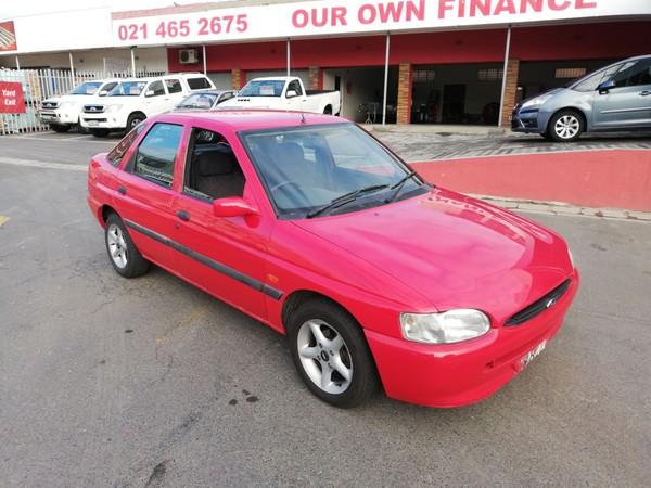 1996 Ford Escort 1.4i Hb quartz  Western Cape Cape Town_0