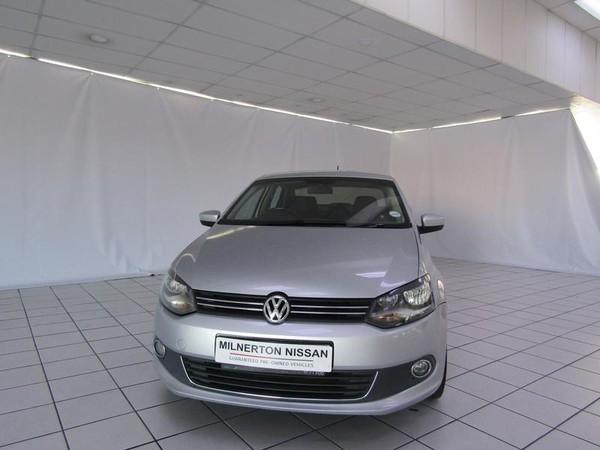 2013 Volkswagen Polo 1.4 Comfortline  Western Cape Milnerton_0