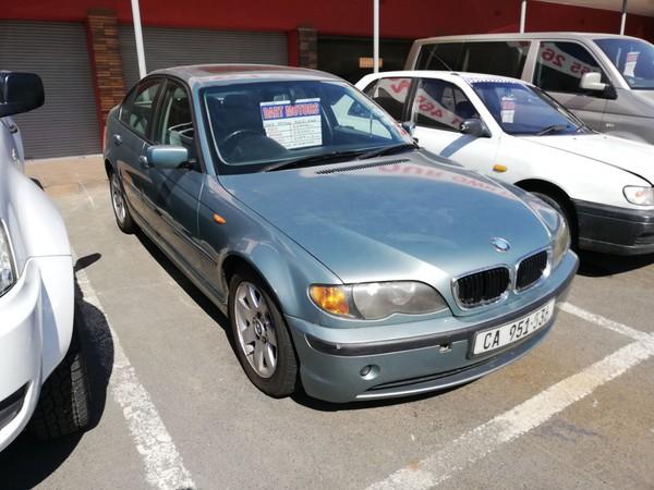 2003 BMW 3 Series 320d e46fl  Western Cape Cape Town_0