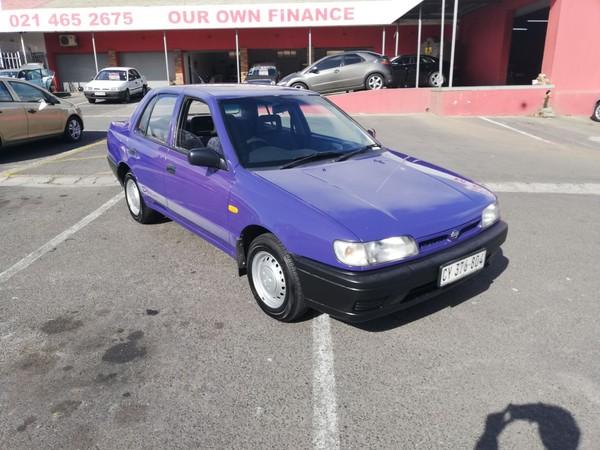 1996 Nissan Sentra 140  Western Cape Cape Town_0