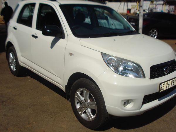 2012 Daihatsu Terios 1.5 Gauteng Randburg_0