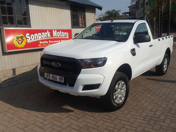 2018 Ford Ranger 2.2TDCi XL Single Cab Bakkie Mpumalanga Nelspruit_0