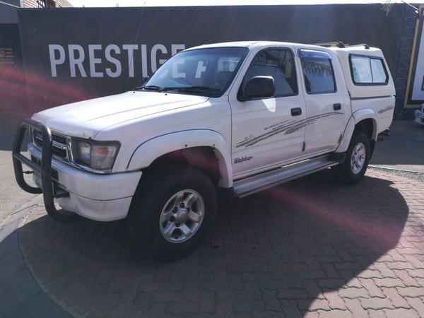 2000 Toyota Hilux 3.0d Raider Rb Pu Dc  Gauteng_0
