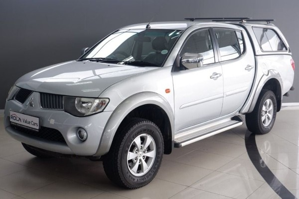 2011 Mitsubishi Triton 3.2 Di-d 4x4 At Pu Dc  Western Cape Somerset West_0