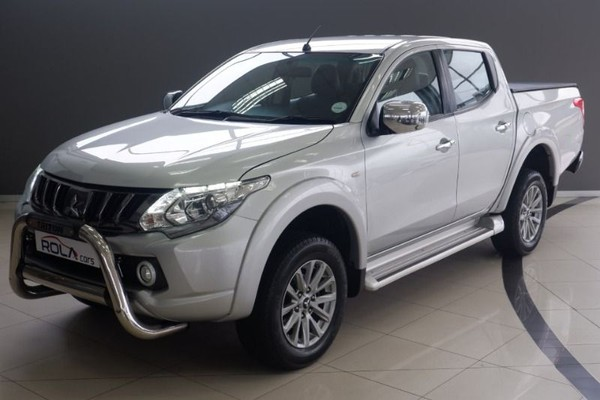 2017 Mitsubishi Triton 2.4 Di-DC Double Cab Bakkie Western Cape Somerset West_0