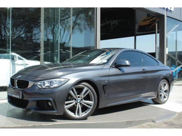 2015 BMW 4 Series Coupe M Sport Gauteng Kyalami_0