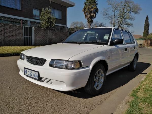 2003 Toyota Tazz 130  Gauteng Boksburg_0