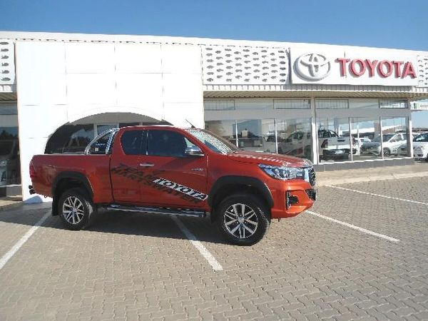 2019 Toyota Hilux 2.8 GD-6 Raider 4X4 PU ECAB Northern Cape Hartswater_0