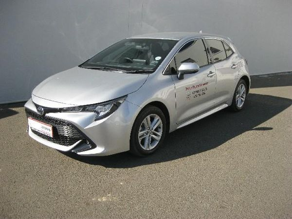 2019 Toyota Corolla 1.2T XS CVT 5-Door Northern Cape Kimberley_0