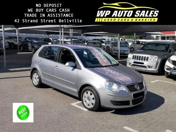 2005 Volkswagen Polo 1.6  Western Cape Bellville_0
